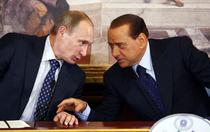 Berlusconi si Putin