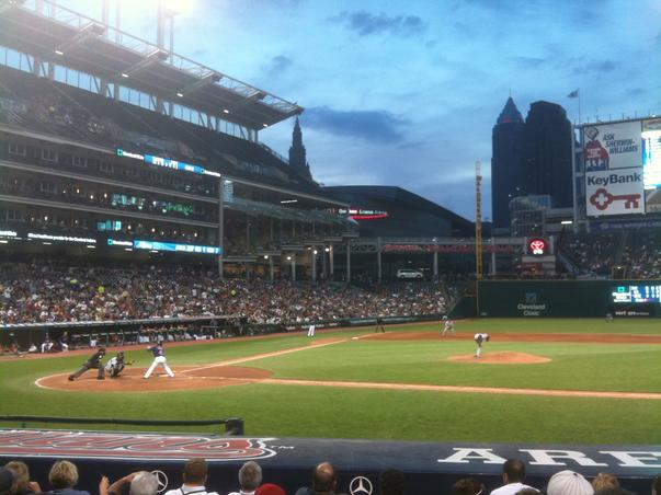 Chicago W Sox vs Cleveland Indians