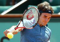 Roger Federer, la Roland Garros