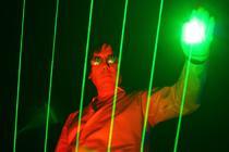 Jean Michel Jarre - laser harp