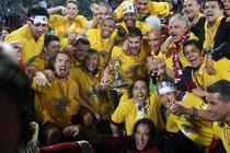 CFR Cluj ia tot in 2010