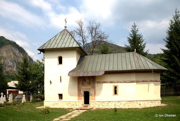 Mănăstirea Polovragi (3)