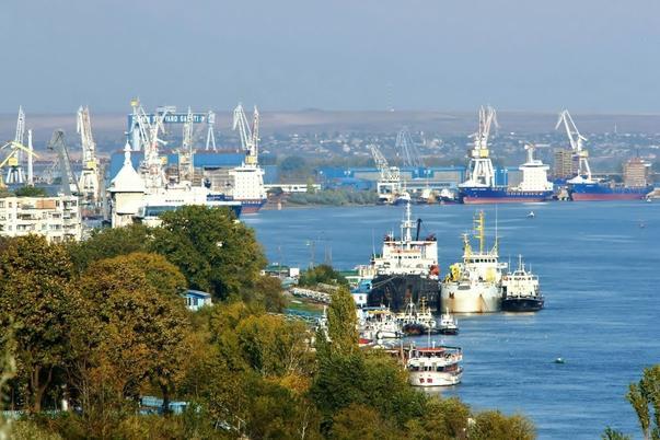 Portul maritin Galati
