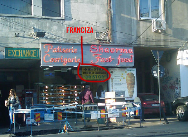 "Franciza ""moderna"" !"