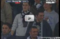 Suporterii lui Lazio au tinut cu Inter