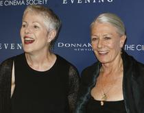 Lynn Redgrave, impreuna cu sora sa Vanessa Redgrave
