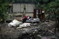 Furtuna Agatha a lovit America Centrala
