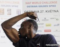 Bolt, fara rival la 100m