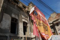 FOTOGALERIE Ovidiu Draghia / Distrugerea Casei Cantacuzino - Gutemberg 3
