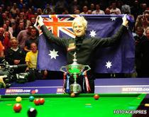 Robertson, primul australian invingator la Mondial