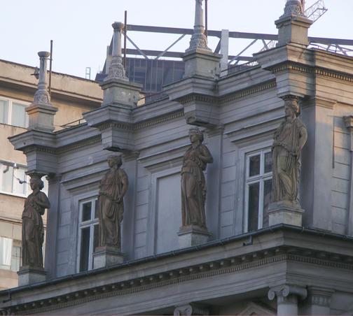 Palatul domnesc Stirbei - in pericol ! (2)