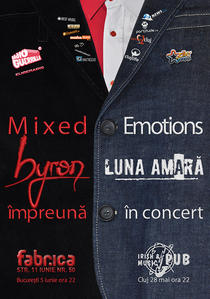 byron si Luna Amara - Mixed Emotions