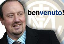 Rafa Benitez, antrenorul Interului