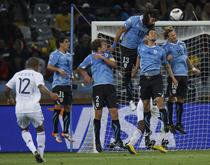 FOTOGALERIE Uruguay vs Franta