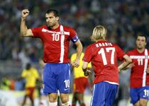 Serbia intalneste Ghana in primul meci de la CM 2010