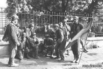 Mineri pe strazile din Bucuresti