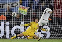 Fotogalerie Serbia - Ghana 0-1