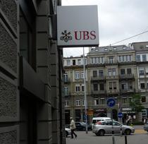 Reprezentanta UBS, Zurich