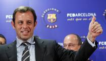 Sandro Rosell, numarul unu de la Barcelona