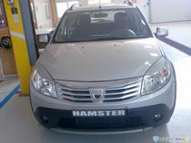 Prototipul Dacia Hamster