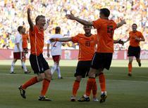 FOTOGALERIE Olanda vs Danemarca