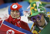 Actori chinezi in galeria nord-coreeana