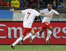 FOTOGALERIE Spania vs Elvetia