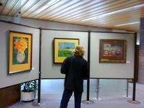 Expozitia de pictura a lui Fred Zawadzki 23 aprilie-21 mai 2010