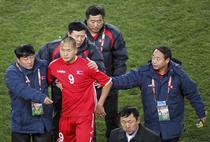 Jong Tae-Se, la finalul jocului cu Brazilia