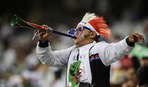 Vuvuzela poate fi periculoasa