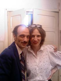 Gabriel Spahiu si Ozana Oancea