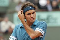 Roger Federer, infrangere cu Soderling