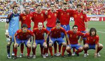 Spania, la Cupa Mondiala