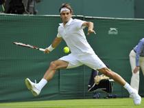 Federer, debut complicat la Wimbledon