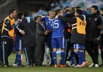 Argentina, o echipa in forma