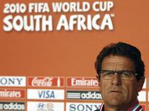 Fabio Capello risca demiterea
