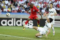Jermain Defoe, decisiv pentru Anglia
