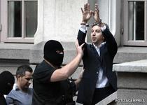 Dan Diaconescu, arestat (2010)