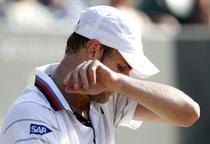Andy Roddick, invins la Wimbledon