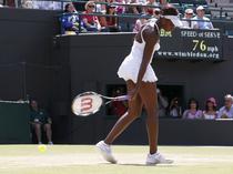 Venus, eliminata de la Wimbledon