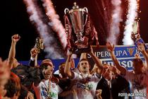 CFR, castigatoarea Supercupei in 2009