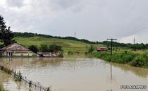 Inundatii jud. Botosani