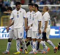Italia debuteaza la CM Africa de Sud