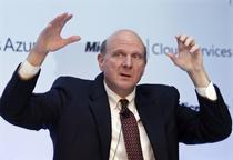Steve Ballmer, seful Microsoft