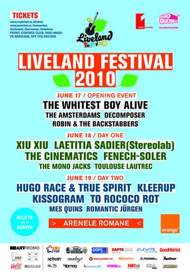 afis Liveland Festival