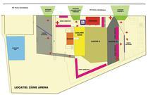 harta Zone Arena