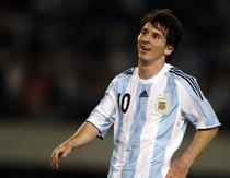 Messi, amical cu tricolorii