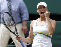 Zvonareva, finalista la Wimbledon 2010