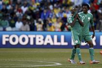 Nationala Nigeriei, suspendata de presedintele tarii