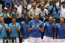 Franta elimina Spania la Cupa Davis